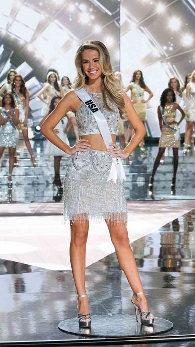 Olivia Jordan, Miss Estados Unidos 2015