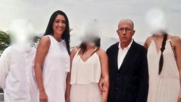 Claudia y Roberto Escobar
