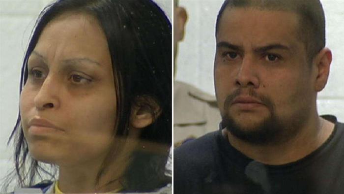 Pearl Sinthia Fernández e Isauro Aguirre torturaron hasta la muerte al pequeño Gabriel