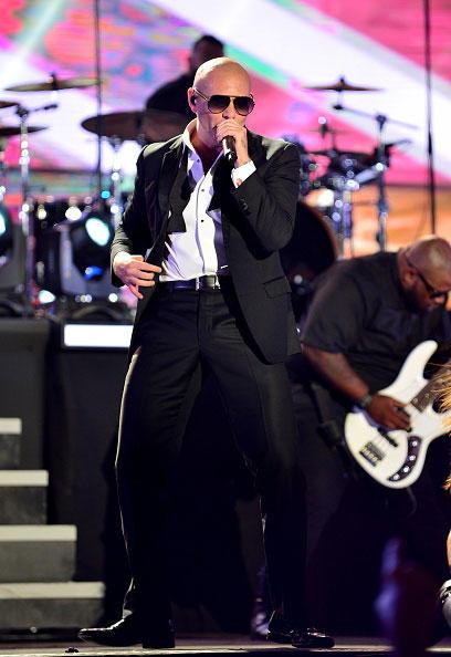Pitbull Latin Billboards