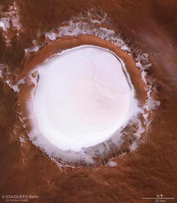 crater de korolev