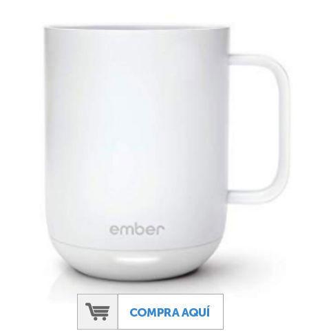 Taza eléctrica para café