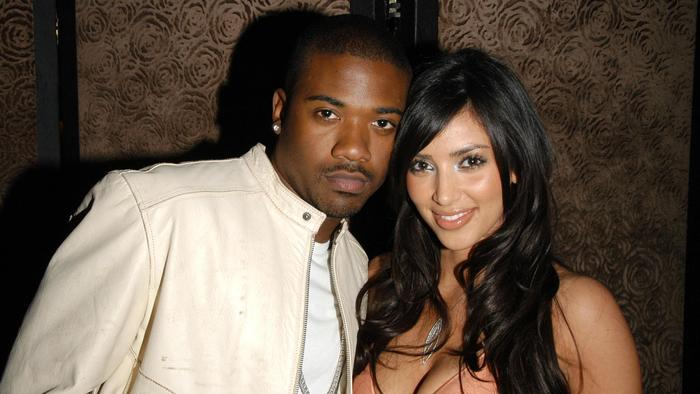 Ray J y Kim Kardashian