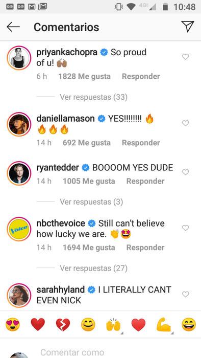 """Reacciones al anuncio de Nick Jonas, quien se integra a """"The Voice"""""""