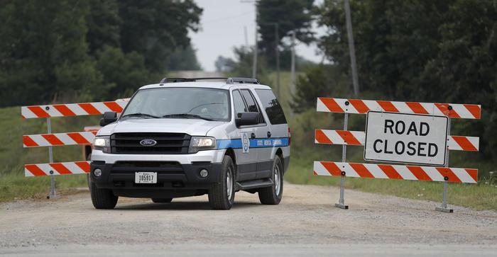 police vehicle iowa mollie tibbetts