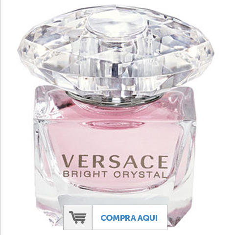 Perfume Versace Bright Crystal.