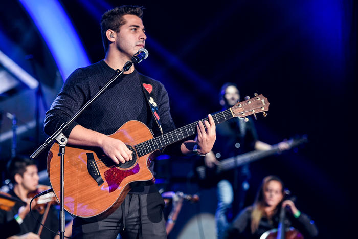 Reik Julio Ramirez Ensayos Premios Tu Mundo 2016