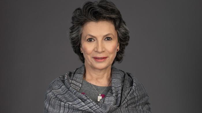 Patricia Reyes Spíndola es Carmen Martínez en 'La Reina del Sur 2'
