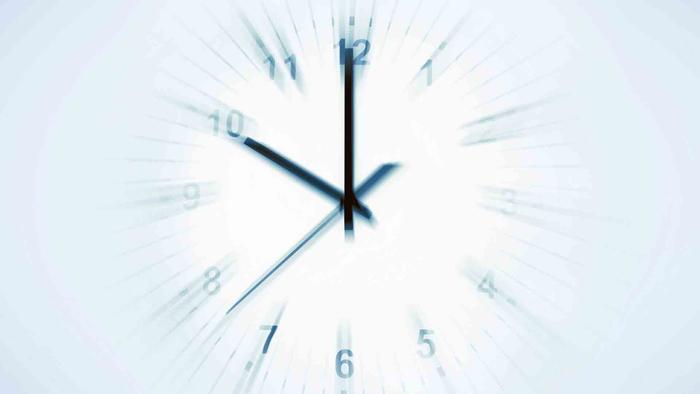 Reloj rapido