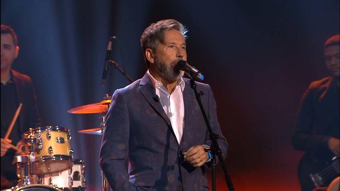 Ricardo Montaner canta en Don Francisco Te Invita