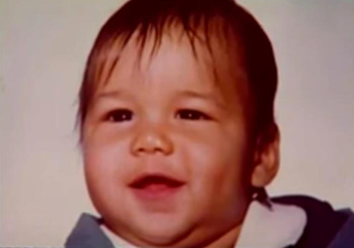 romeo santos de niño foto de youtube 2012