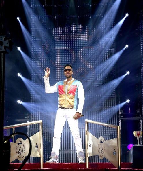 Romeo Santos en concierto en New York
