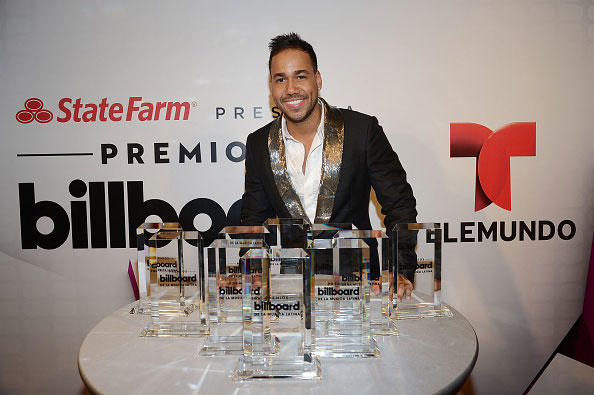 Romeo Santos Latin Billboards
