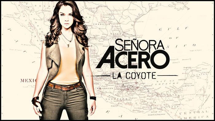 Señora Acero La Coyote