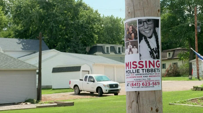 mollie Tibbetts search