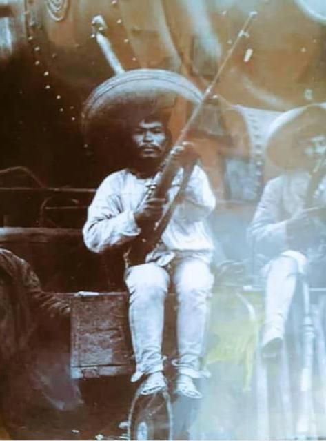 Foto de la revolución mexicana