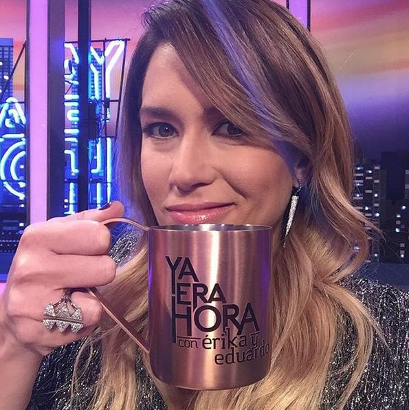 Erika De la Vega Ya Era Hora