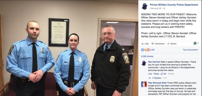 Foto del Dep de policía de Virginia