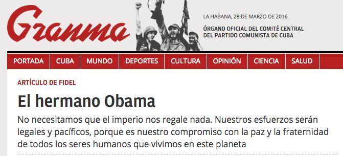 Diario Granma
