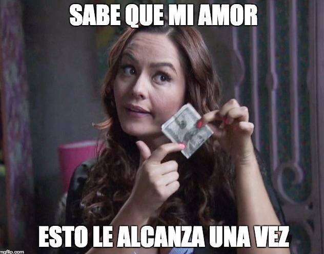 Ana Lucia Domíguez, La Tuti, nerviosa, Señora Acero 3, La Coyote
