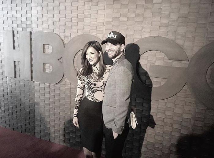 Gaby Espino y Arap Bethe foto de Instagram 2016