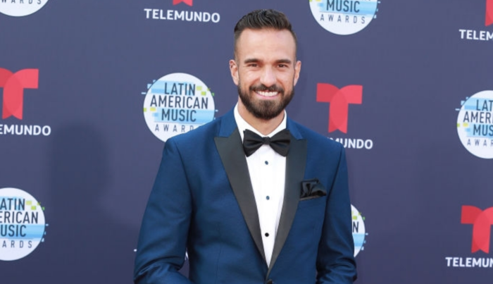 Erasmo Provenza Latin American Music Awards 2018