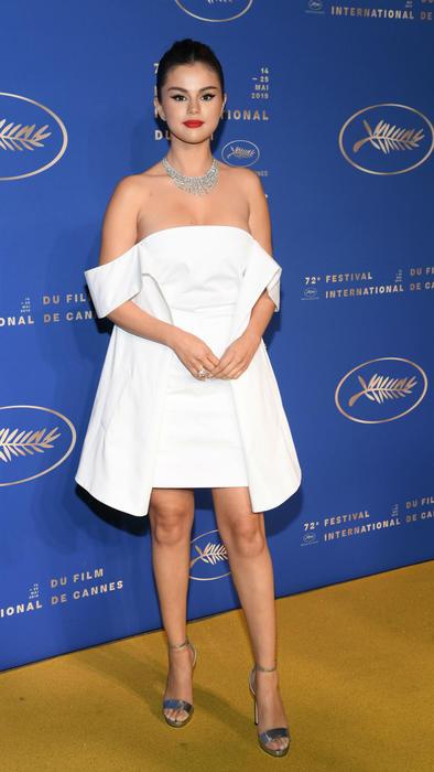 Selena Gomez en el Festival de Cannes 2019