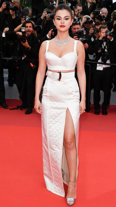 Selena Gomez en Cannes 2019