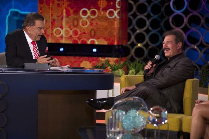 Sergio Goyri en Don Francisco Te Invita