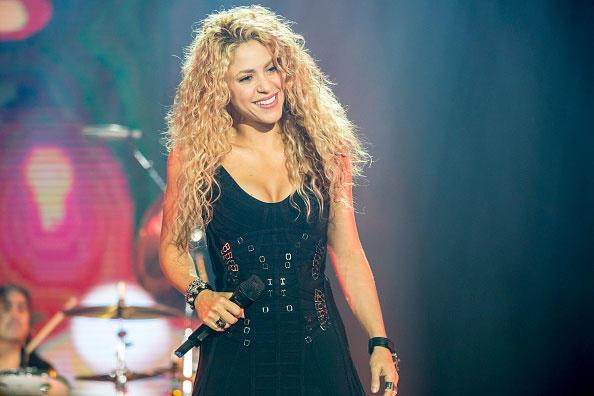Shakira Latin Billboards