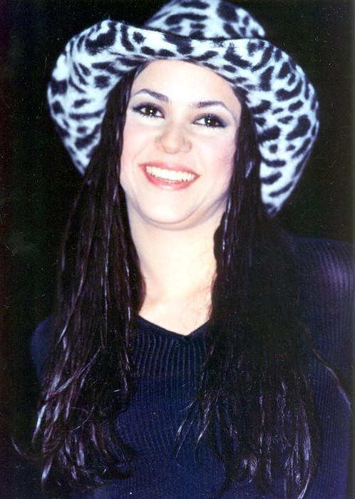 Shakira 1997
