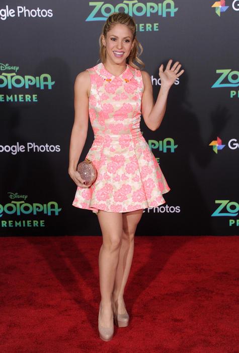 "Premiere Of Walt Disney Animation Studios' ""Zootopia"" - Arrivals"