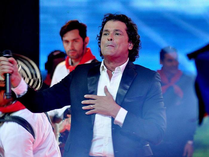 Carlos Vives La Voz Colombia