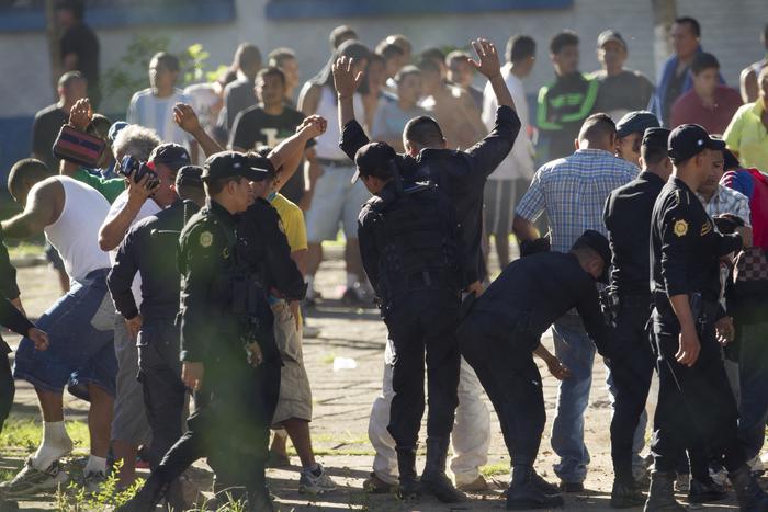 Cárcel de Guatemala