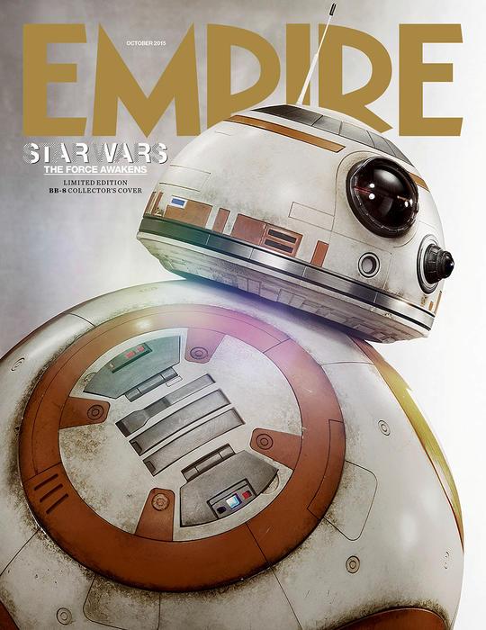 BB-8 es el protagonista del nuevo número.