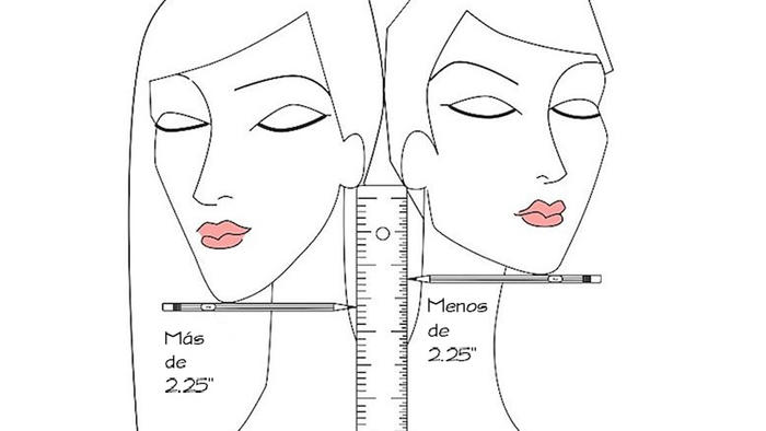 Técnica de John Frieda, truco 2.25 par saber si debes cortarte el cabello