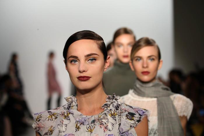 Pasarela de Marissa Webb New York Fashion Week Otoño 2016