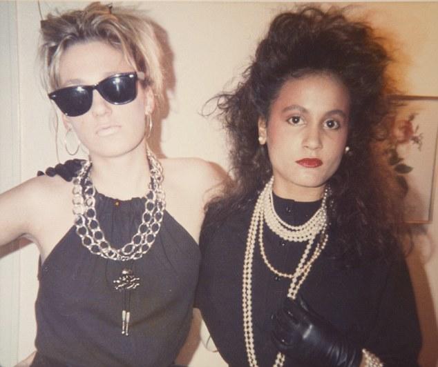Tess Christian en 1982