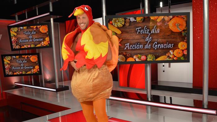 Al Rojo Vivo te desea felíz día de acción de gracias