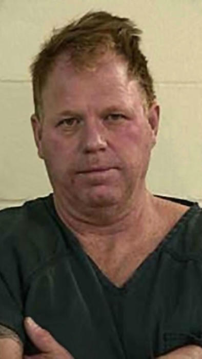 Thomas Markle Jr., mugshot de 2017
