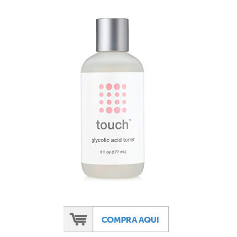 Tónico para la cara con agua de rosas a la venta en Amazon.