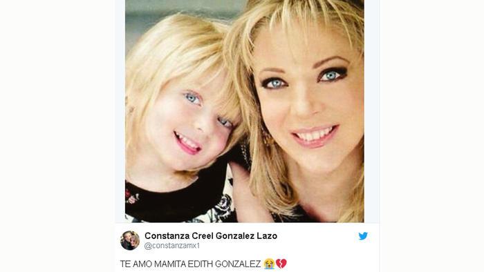 Tuit de  Constanza Creel González