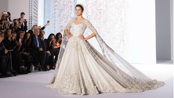 los 5 vestidos más impactantes de la semana de la moda haute couture
