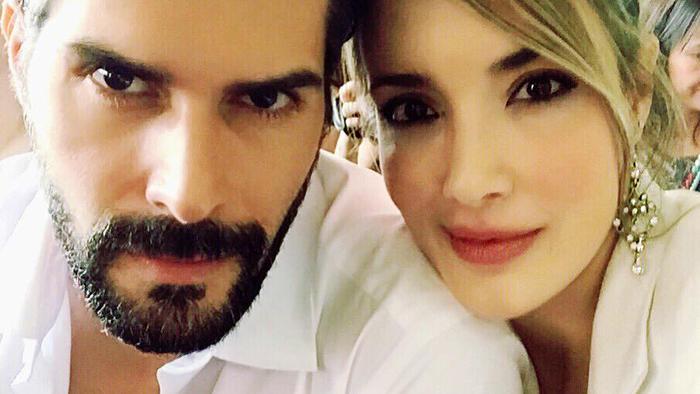 Juan Pablo Llano y Catalina Gómez