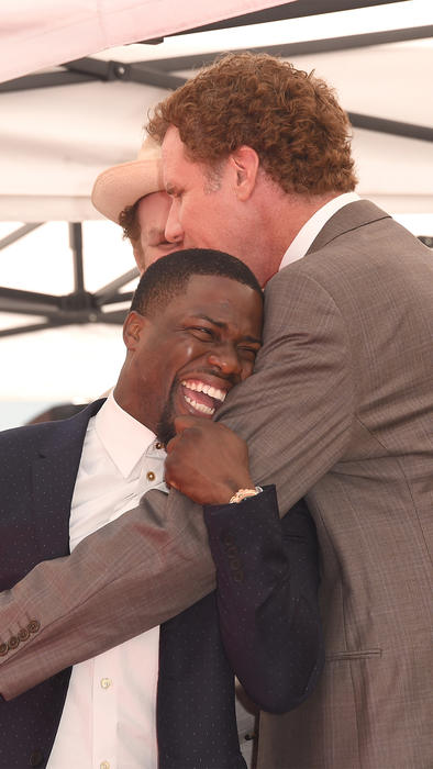 Kevin Hart y Will Ferrell