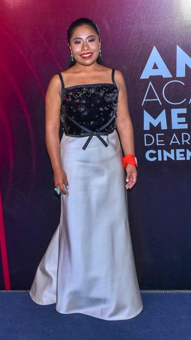Yalitza Aparicio en los premios Ariel 2019