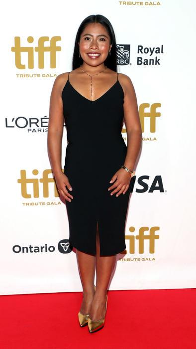 Yalitza Aparicio en el Toronto International Film Festival 2019