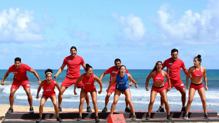 Yaritza y Team Famosos
