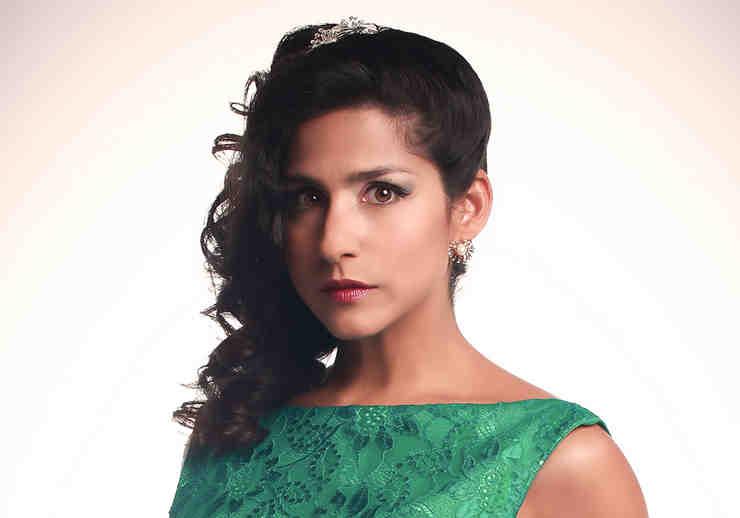 "Aida Bossa como Noris Alfonso en ""Celia"""