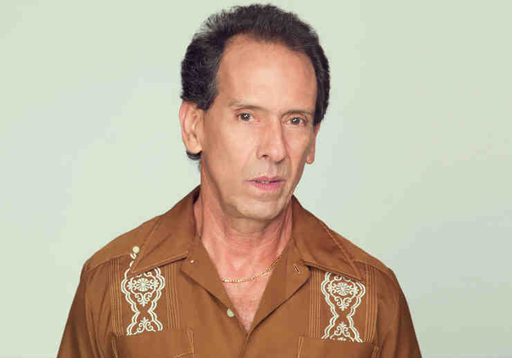 Jorge Hernádez es Saúl Hernández en Dueños del Paraíso